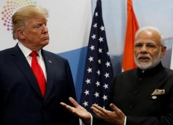 TRUMP WILLING TO TALK, BUT HOW WILLING IS MODI TO LISTEN