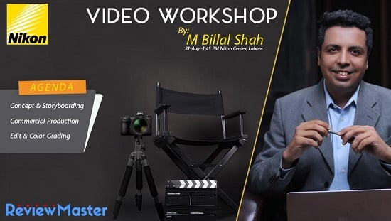 NIKON WORKSHOPS ARE HERE SO HURRY UP!