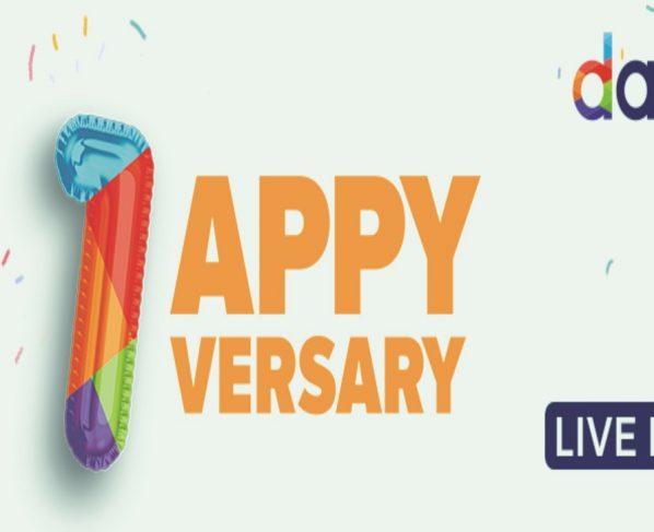 Appyversary Sale: Celebrating one year of the new Daraz App