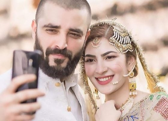 HAMZA ALI ABBASSI'S ALLEGED FIRST WIFE NOW DEMANDS HER RIGHTS