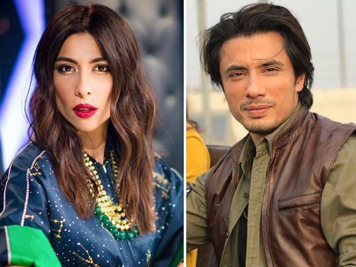 Meesha Shafi has filed Rs 2 Billion law suit against Ali Zafar