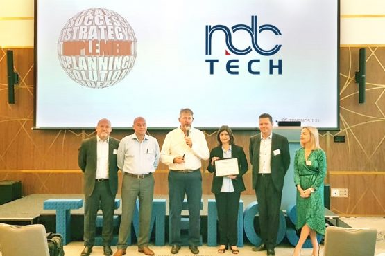 NdcTech wins 2019 Temenos Best Implementation Award – Middle East