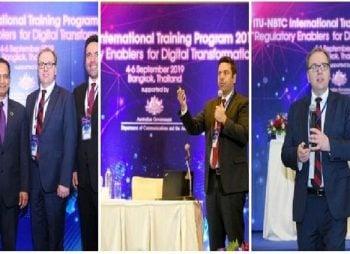 DIRBS Implementation applauded at ITU GSR 2019 in Bangkok