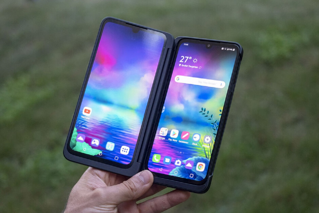 LG G8X – WAS AN ACCESSORY UPGRADE ENOUGH?