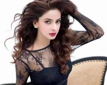 Saba Qamar signs for a film based on Kulbushan Jhadav
