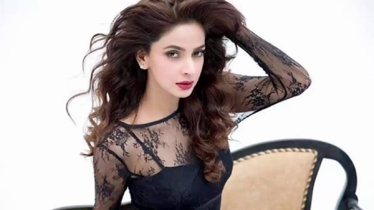 Saba Qamar signs for a film based on Kulbushan Jhadav