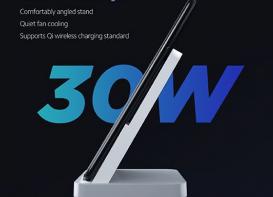 An introduction to 30W wireless charging – brought to you by Xiaomi
