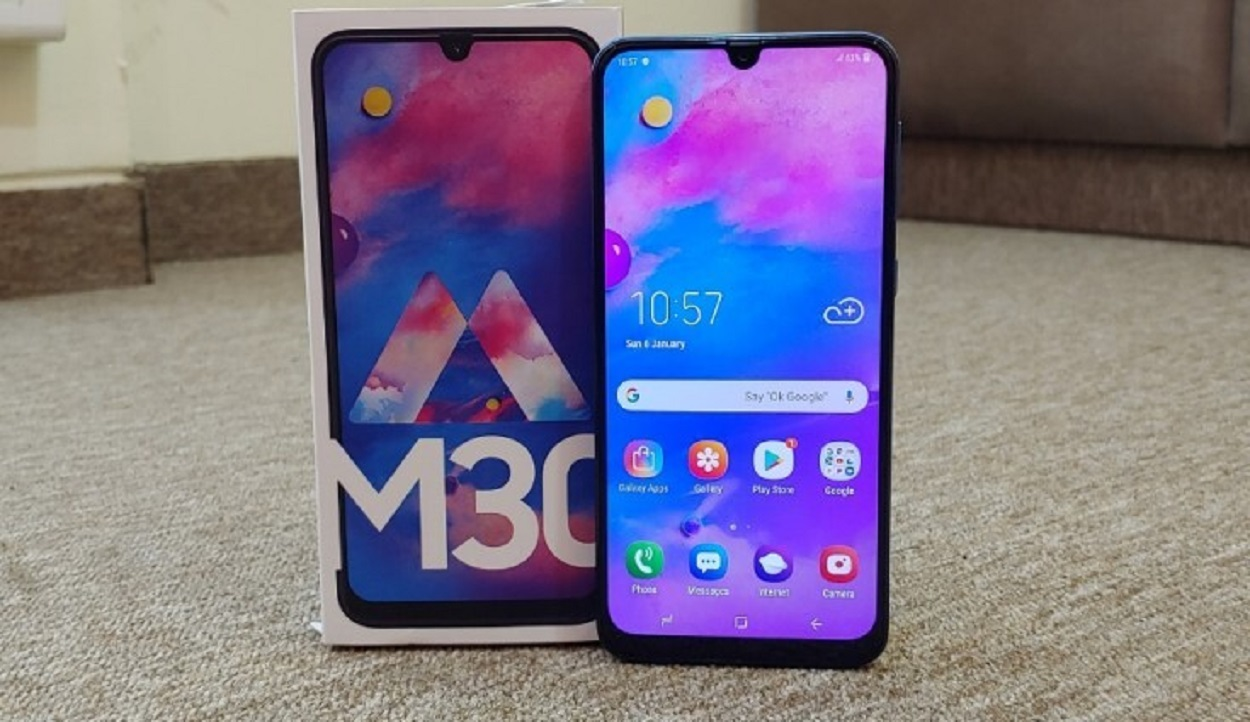 Specs of the Galaxy M30s leak ahead of the launch