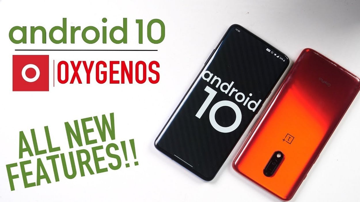 Stable Oxygen OS 10 based on Android 10 starts rolling out OnePlus 7 and 7 Pro