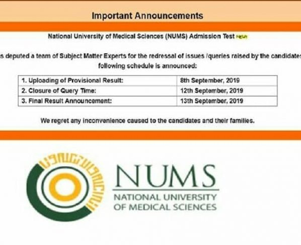 NTS AND NUMS BECOMING A JOKE? STUDENTS CRITICIZE TESTS