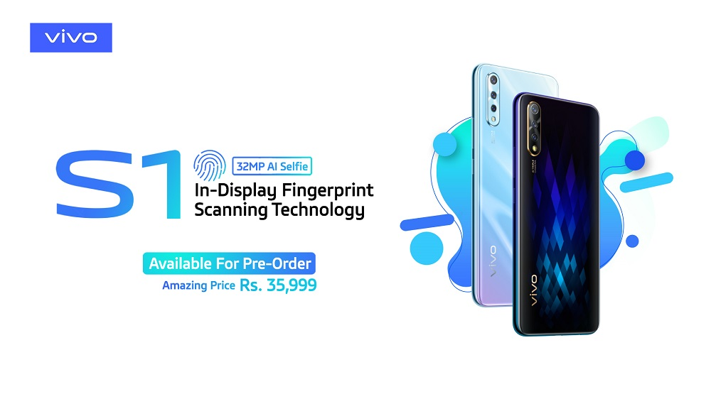 VIVO ANNOUNCES PRE-ORDERS FOR ITS AFFORDABILITY KING! THE S1
