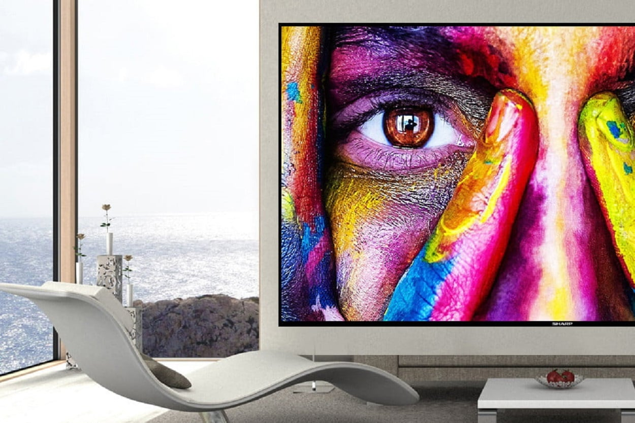 IFA 2019: Sharp to launch the world's largest 120-inch 8K TV