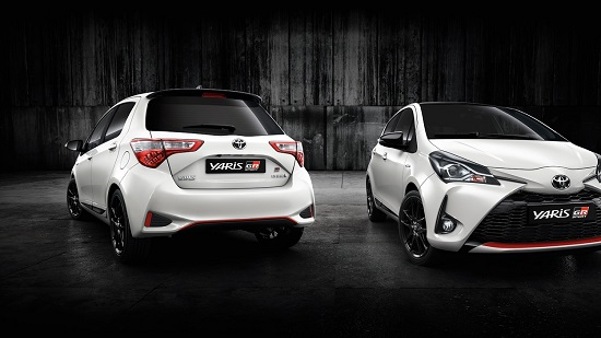 TOYOTA YARIS TO BE CHOSEN AHEAD OF VIOS FOR PAKISTANI MARKET
