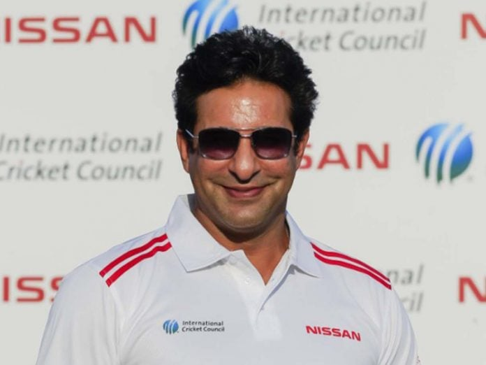 Wasim Akram is all set to make his film debut