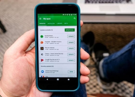 GOOGLE FINDS A WAY TO DEAL WITH OUTDATED SOFTWARE ON DEVICES