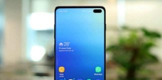 Galaxy S10 users facing problems