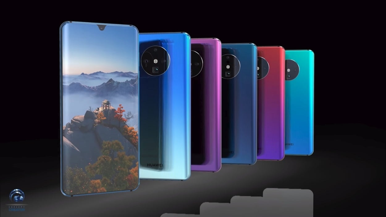 Huawei Mate 30 Pro get highest DXO Mark scores up to date