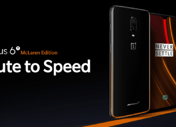 OnePlus 7T McLaren edition to hit markets on October 10th