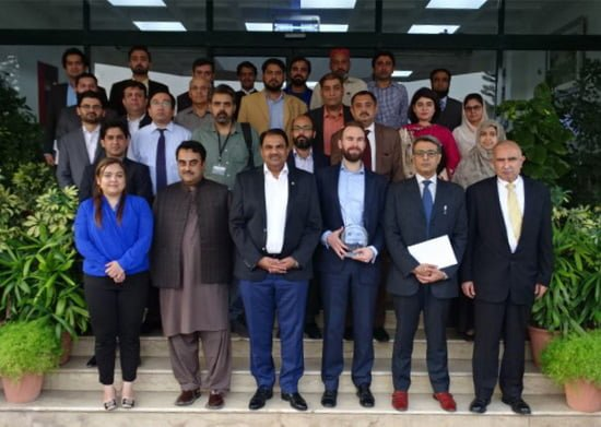 INTERNATIONAL TRAINING COURSE ON UNLOCKING RURAL MOBILE COVERAGE