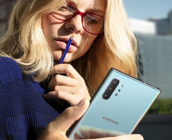 Samsung may be working on a less expensive Note 10