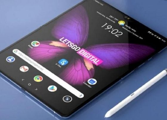 Is Samsung looking to merge the Galaxy Note and the Galaxy Fold lineup?