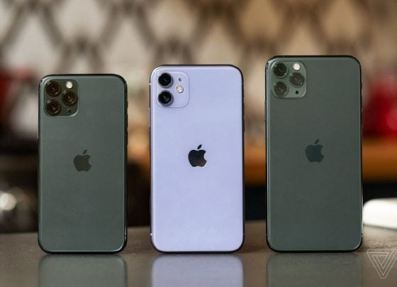 The iPhone 11 certainty seems to be doing well