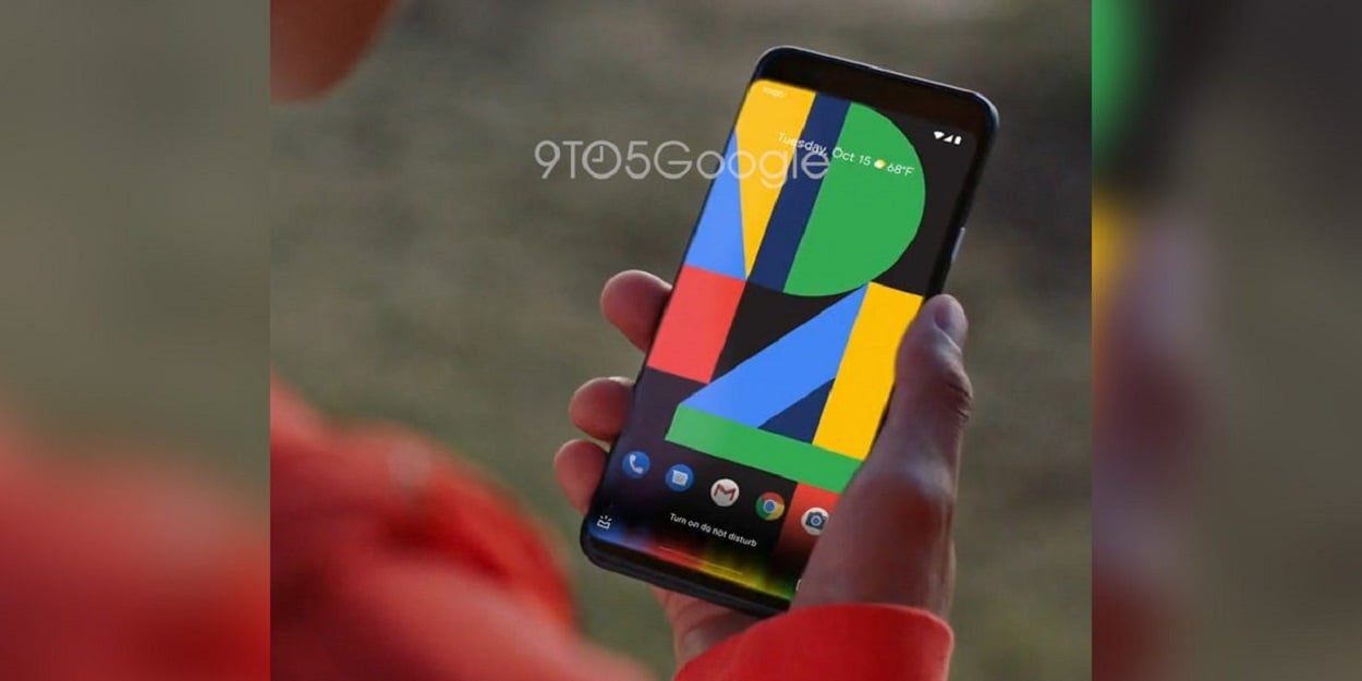 New leaked video with regards to the Pixel 4