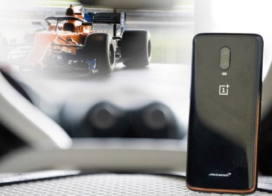 OnePlus 7T McLaren Edition launches
