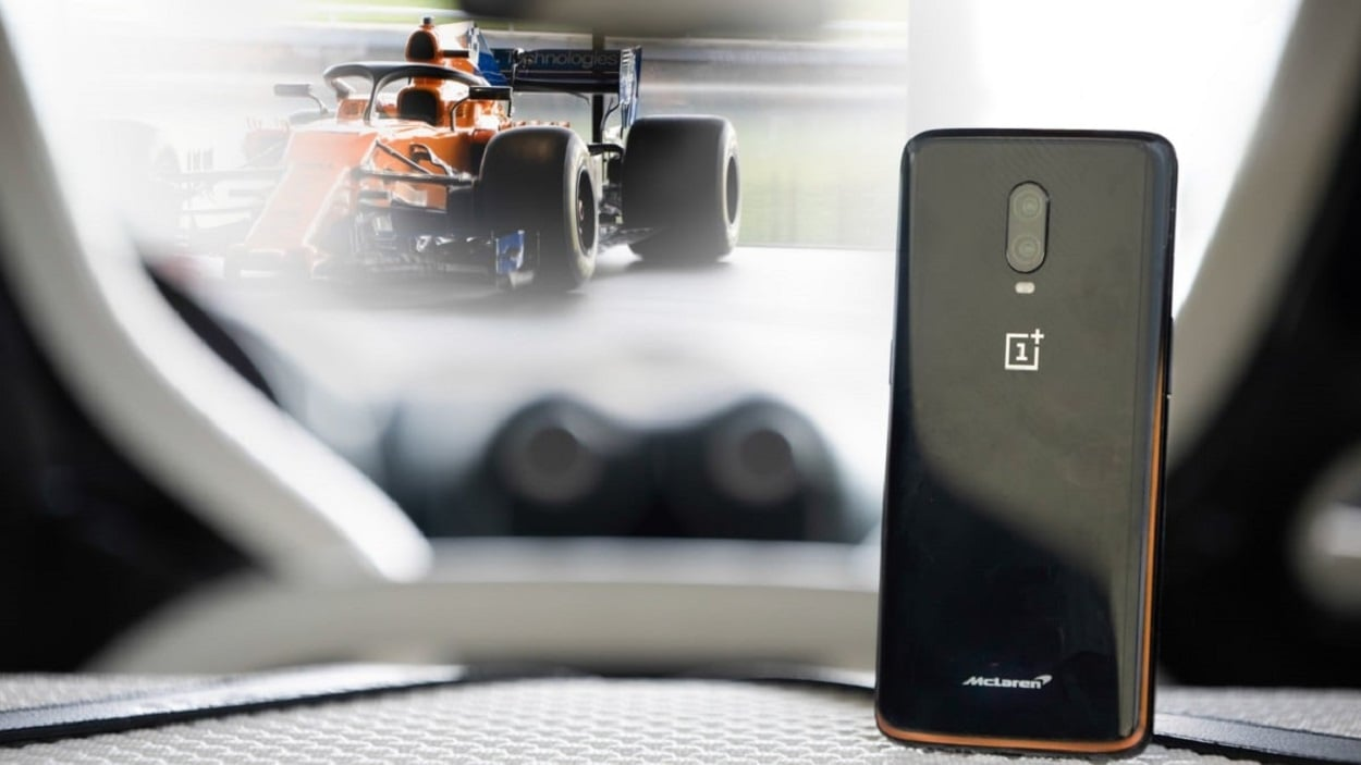 OnePlus 7T McLaren Edition launches
