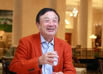 Huawei future the subject : as the CEO of the company makes some big claims