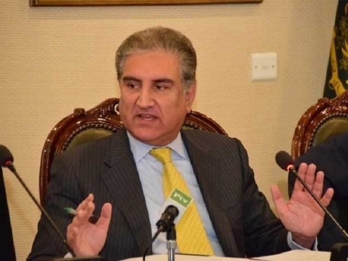 FOREIGN MINISTER CLAIMS PTI NOT STOPPING NAWAZ FROM GOING ABROAD