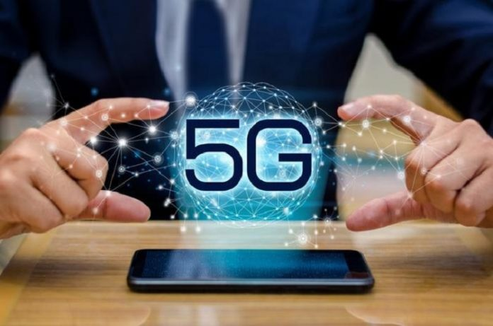 Another phone to the tally of 5G