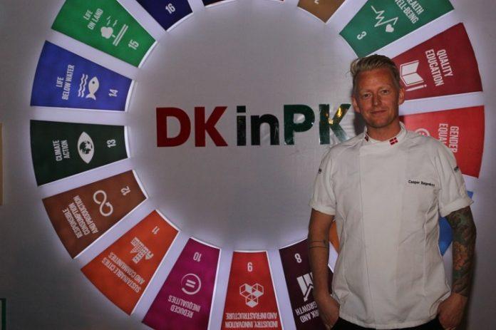 Royal Danish Embassy Islamabad, Hosted a Mega event, DKinPK