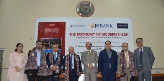 JS Bank hosts book talk with Dr. Ishrat Husain