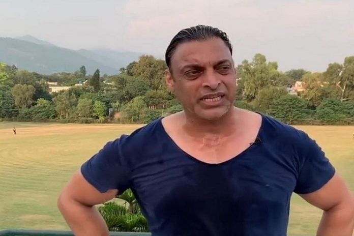 SHOAIB AKHTAR OF BEING SURROUNDED BY FIXERS DURING HIS CAREER