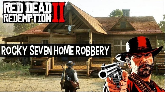 RED DEAD REDEMPTION 2 OFF TO A ROCKY START