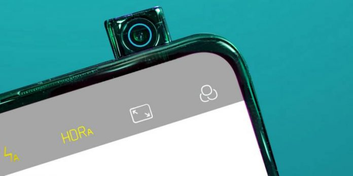 Time for Tecno to launch pop-up camera phone