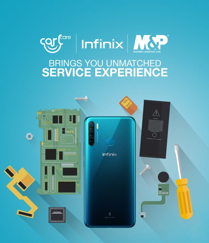 Infinix and CarlCare
