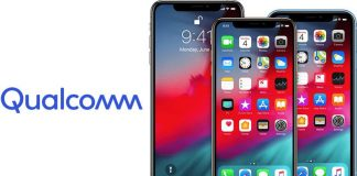 Qualcomm iPhone with 5G