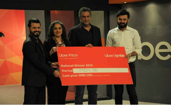 Uber Pitch 2019 paves way for a National Winner