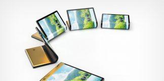 Samsung's upcoming foldable phone