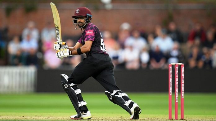 Babar Azam is set to make his return for Somerset