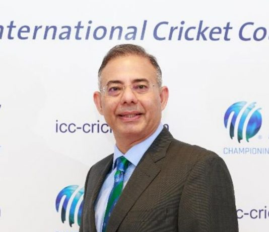 Chief Executive ICC