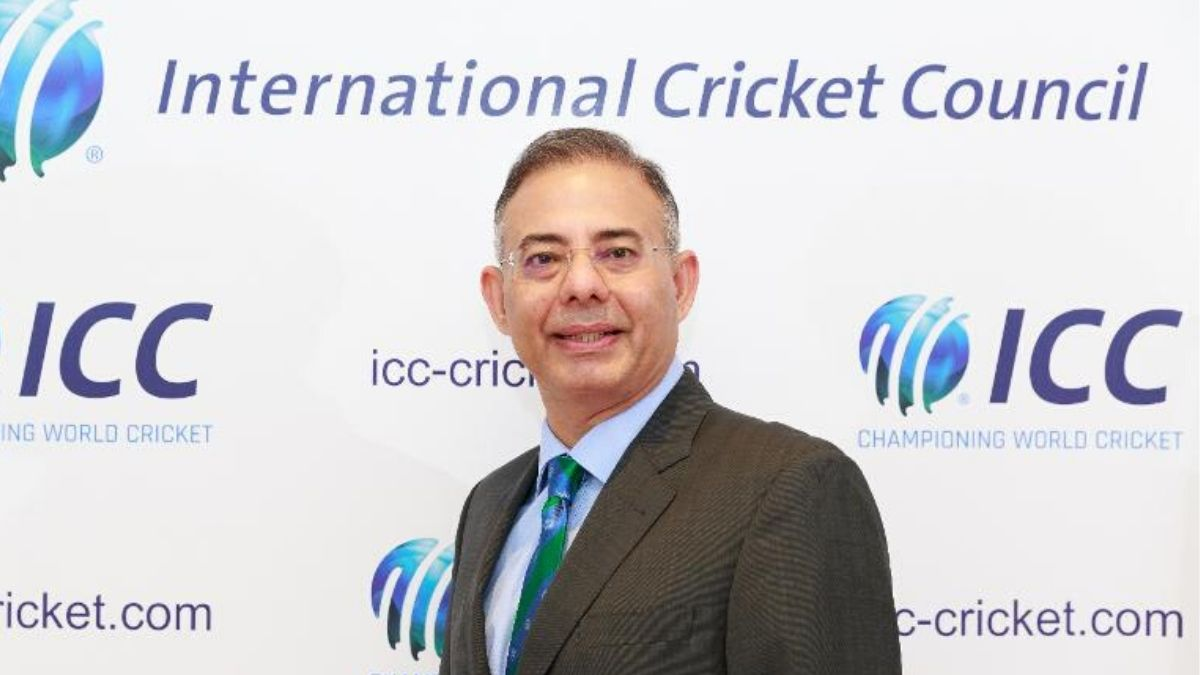 Chief Executive ICC