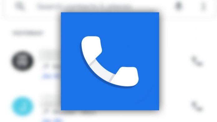 Google's phone app