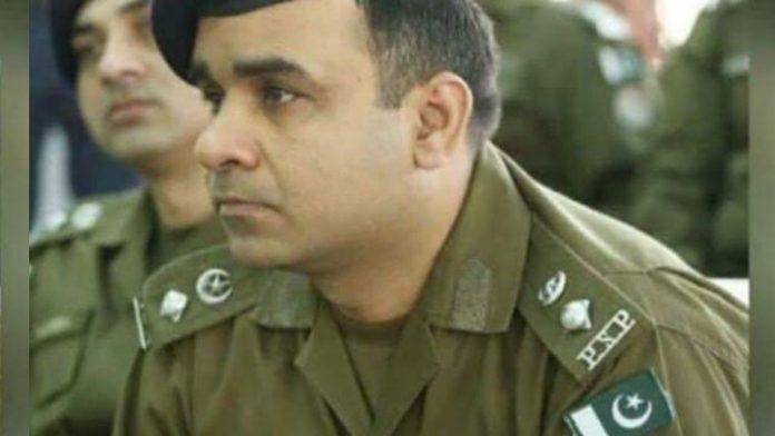 Rawalpindi SSP commits suicide