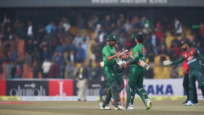 T20 series against Bangladesh