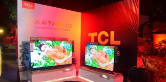 C8 4K UHD Android TV