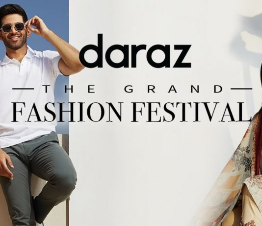 Daraz Grand Fashion Festival