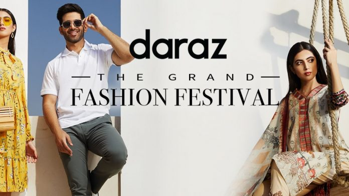 Daraz Grand Fashion Festival